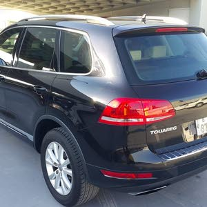 Automatic Black Volkswagen 2015 for sale