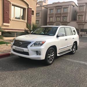 Lexus LX car for sale 2013 in Kuwait City city