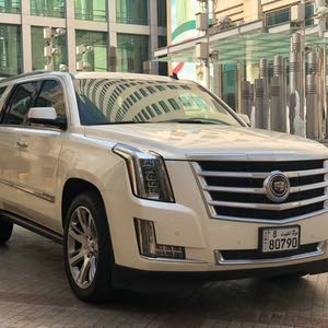 Cadillac Escalade car for sale 2015 in Kuwait City city