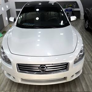 Nissan Maxima car for sale 2014 in Al Khaboura city