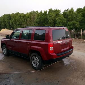 Jeep Patriot 2016 For sale - Red color