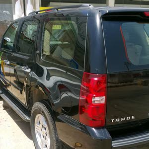 Used condition Chevrolet Tahoe 2008 with +200,000 km mileage
