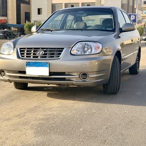 2015 Hyundai Verna for sale in Cairo