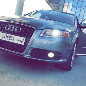 Audi A4 car for sale 2008 in Tripoli city