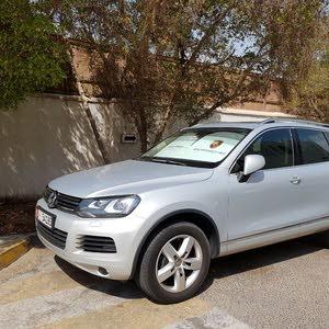 Volkswagen Touareg  2014 Excellent Condition