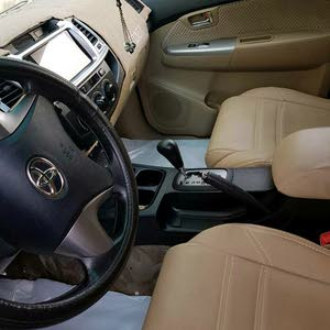 Toyota Fortuner 2014 - Used