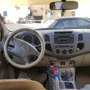 Toyota Fortuner made in 2007 for sale