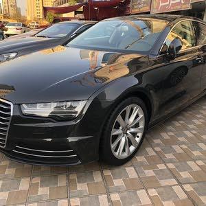 Audi A7 2015 For sale -  color