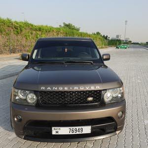 Range Rover Sport Autobiography.
