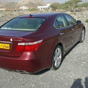 120,000 - 129,999 km Lexus LS 2009 for sale
