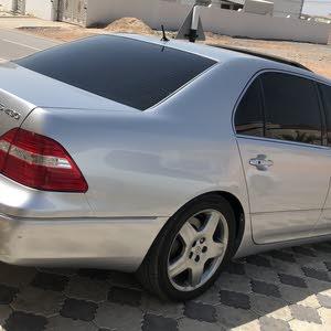 لكسز 430 موديل 2006 للبيع فقط