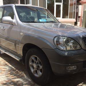170,000 - 179,999 km Hyundai Terracan 2006 for sale