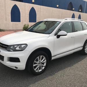 2013  Touareg with  transmission is available for sale
