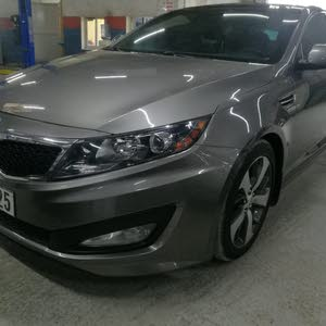 For sale Kia Optima car in Sharjah
