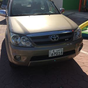 Used condition Toyota Fortuner 2008 with  km mileage