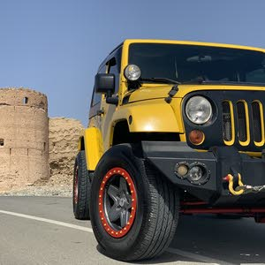 جيب رانجلر Jeep Wrangler 2009 (عادي)