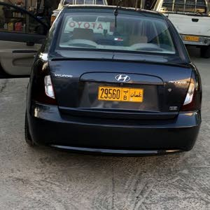 Hyundai Accent 2010 AUTOMATIC gear for sale 1100 OR
