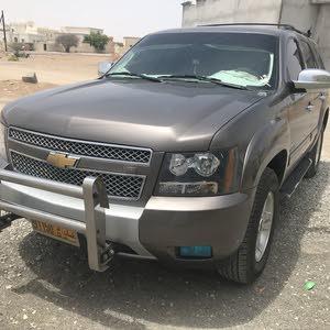 للبيع او البدل : تاهو موديل 2013 وكالة عمان شفرولية