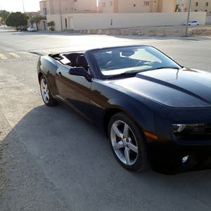 Black Chevrolet Camaro 2011 for sale