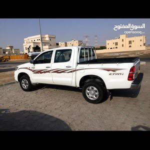 2014 Toyota Hilux for sale in Abu Dhabi