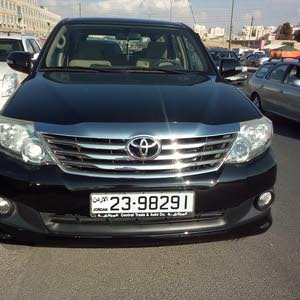 2013 Toyota Fortuner for sale in Amman