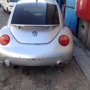 Volkswagen Beetle in Abu Dhabi