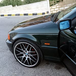 For sale 2000 Green 318