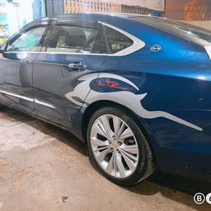 Automatic Blue Chevrolet 2014 for sale