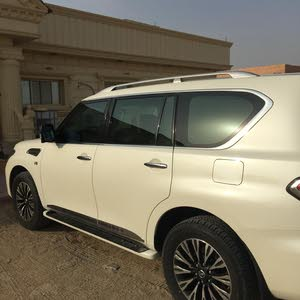 condition Nissan Patrol 2015 with  km mileage