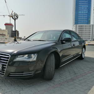 perfect condition Audi A8 v6 supercharged for sale.