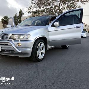 BMW X5 car for sale 2001 in Amman city