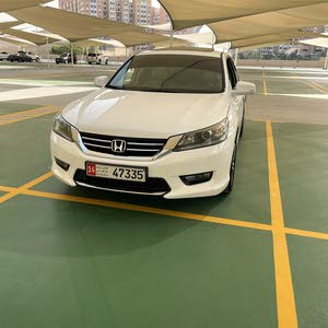 Honda Accord 2014 4cyl GCC