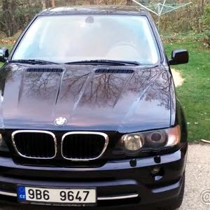 BMW X5 car for sale 2005 in Gharyan city