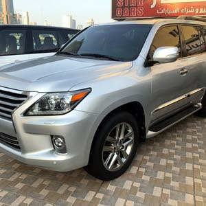 Lexus LX 2014 For sale -  color