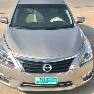 Gasoline Fuel/Power   Nissan Altima 2014