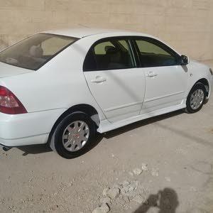 Toyota Corolla 2002 For Sale