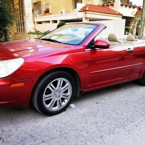 Chrysler Sebring 2009 For sale - Maroon color