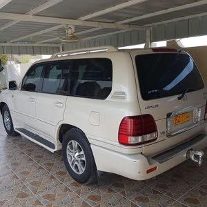 Gasoline Fuel/Power   Lexus LX 2004