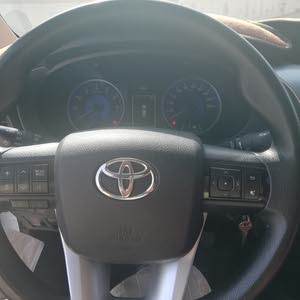 Toyota Hilux 2016 For sale - White color