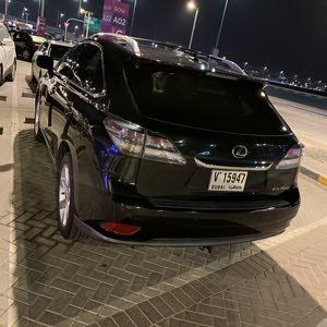 Lexus RX Used in Dubai