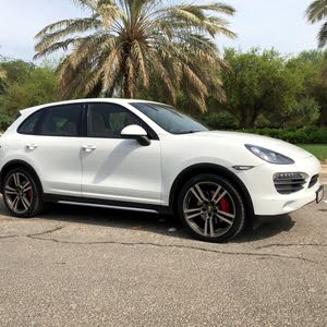 Used condition Porsche Cayenne 2013 with 110,000 - 119,999 km mileage