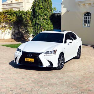Used condition Lexus GS 2017 with  km mileage