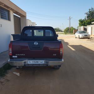 For sale Nissan Navara car in Tripoli