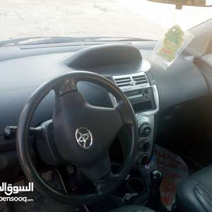 Grey Toyota Yaris 2008 for sale
