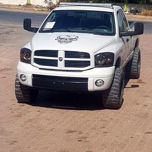 Dodge Ram Used in Benghazi