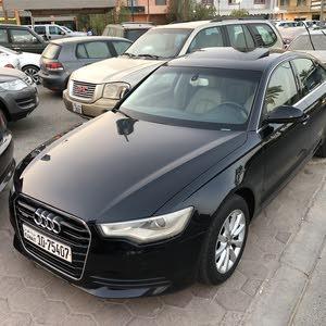 Gasoline Fuel/Power   Audi A6 2012