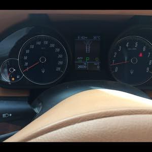 Available for sale!  km mileage Maserati Quattroporte 2009