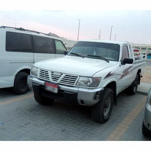 Used Nissan Pickup for sale in Al Ain