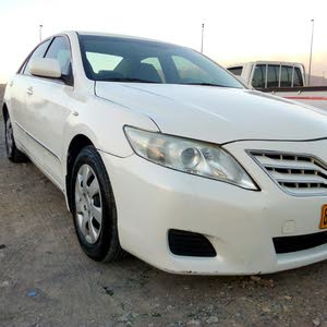 For sale 2011 White Camry