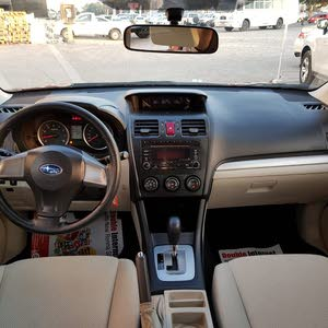 1 - 9,999 km Subaru Impreza 2014 for sale
